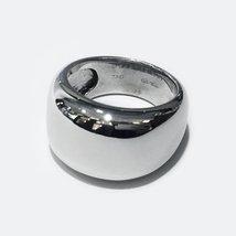 Cartier Nouvelle Vague 1997 18k White Gold Ring - $1,680.00