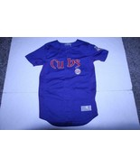 Youth Chicago Cubs Carlos Zambrano YM Embroidered Jersey (Royal Blue) Ge... - $9.49