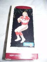 Hallmark Keepsake Ornament Football Legends Joe Montana #16 - $10.88