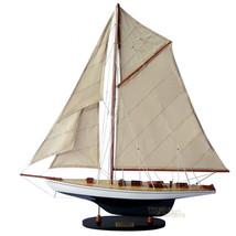 """32"""" Defender Sailing Boat Model - $77.22"""