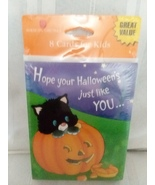 8 Halloween Cards and Envelopes - $5.50
