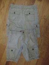 Boys  Arizona Jean Co.Shorts 12 Husky J. C. Penny's Adjustable Waist 4 Pockets - $4.99