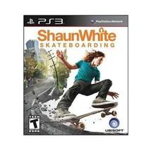 Ubisoft Shaun White Skateboarding [streets 10-29-10] [PlayStation 3] - $7.50