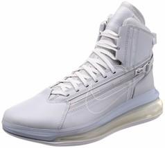 Nike Unisex Air Max 720 Satrn Ao2110 003 Pure Platinum/ White M 10.5 / W... - $158.39
