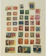 Stamps Lot Mixed Collection Magyar Posta Belgium Liberia Espana Nederlan... - $29.99