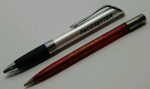 Vtg Pen & Mechanical Pencil Advertising Lot Gates Rubber GE GM Dixon Sheaffers