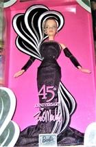 Barbie Doll - Bob Mackie 45th Anniversary Barbie Doll NRFB - $105.00