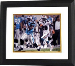 Primary image for DeAngelo Williams signed Carolina Panthers 16X20 Photo Custom Framed- Williams H