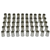 A-Team Performance 4 Gauge (Ga.) Non-Insulated Ferrules Fittings Tin Plated Copp image 2
