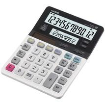 CASIO DV-220 Dual-Display Desktop Solar Calculator - $32.37
