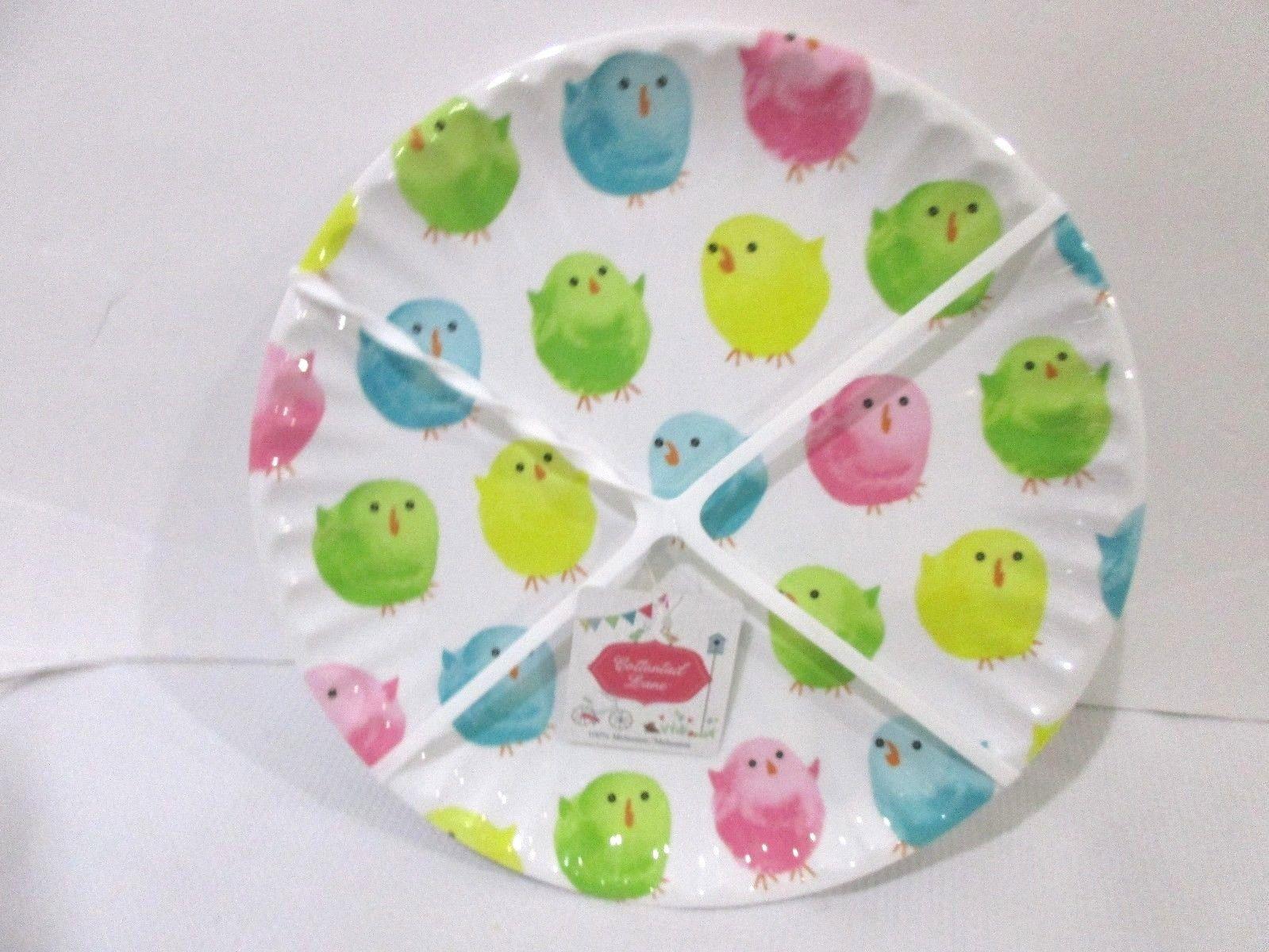 Cottontail Lane Easter Baby Chicks Melamine Dinner Plates Set of 12  sc 1 st  Bonanza & Cottontail Lane Easter Baby Chicks Melamine and 50 similar items