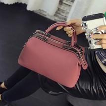 Lovely Women Fashion Casual Handbag Bag Shoulder Crossbody Bag Tote Soli... - $34.99