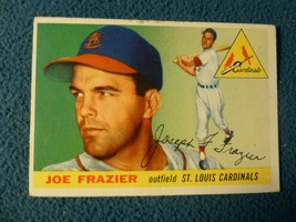 1955 TOPPS JOE FRAZIER  N/M  - $5.94