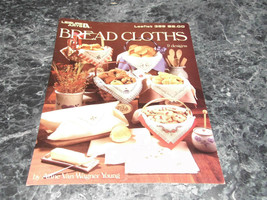 Bread Cloths by Anne Van Wagner Young 9 Designs Leaflet 389 Leisure Arts  - $2.99