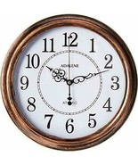 Adalene Battery Operated - Vintage Atomic Wall Clock13 Inch - $49.49