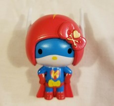 Hello Kitty Toki Doki Mystery Mini Blind Bag Superhero Sanrio 2013 Figure - $11.20