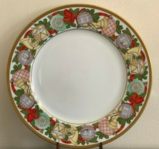 Christian Dior China Dior Christmas Pattern Dinner Plate - $84.15