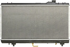 RADIATOR TO3010182 FOR 96 97 98 99 TOYOTA PASEO 95 96 97 98 99 TERCEL 1.5 L4 image 2