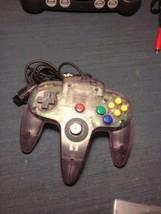 N64 Atomic Purple Controller W/ Tight Joystick (rc2) - $23.33