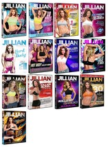 JILLIAN MICHAELS (1) EXERCISE Workout/Fitness DVD VIDEO 20 Minutes+ *YOU... - $3.56