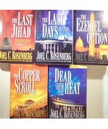The Last Jihad/The Last Days/The Ezekiel Option/The Copper Scroll/Dead H... - $49.00