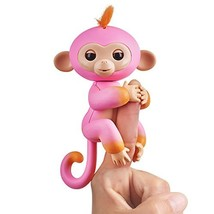 Fingerlings 2Tone Monkey - Summer Pink with Orange Accents - Interactive... - $9.81