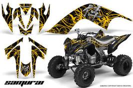 Yamaha Raptor 700 Graphics Kit Decals Stickers Creatorx Samurai Yb - $178.15
