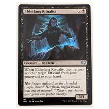Kaldheim Magic The Gathering Card: Elderfang Ritualist 385 - $2.90