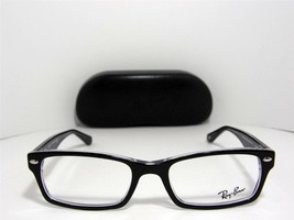 Hot New Authentic Ray Ban Eyeglasses RB 5206 2034 52mm RX 5206 MMM - $95.00