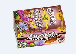 Chicory Root Roasted Milk Thistle 140g (20 x 7g) - Coffee Substitute Diabetic - $12.95