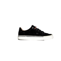 DIESEL S-Flip Low  Womens Casual Sneakers Black  Size US 6 New - $110.19