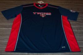 MINNESOTA TWINS MLB BASEBALL STITCHED JERSEY XL NEW w/ TAG - $39.60