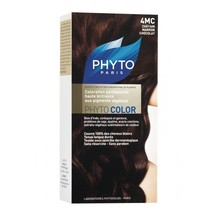 PHYTOCOLOR Permanent Coloring Treatment Shade 4MC Chocolate Brown - $28.00