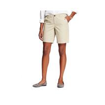 """Merona 9"""" Women's Khaki Chino Shorts Vintage Khaki NWT - $15.99"""