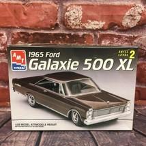 AMT ERTL 1:25 1965 Ford Galaxie 500 XL Skill Level 2 Plastic Model Kit #... - $34.99