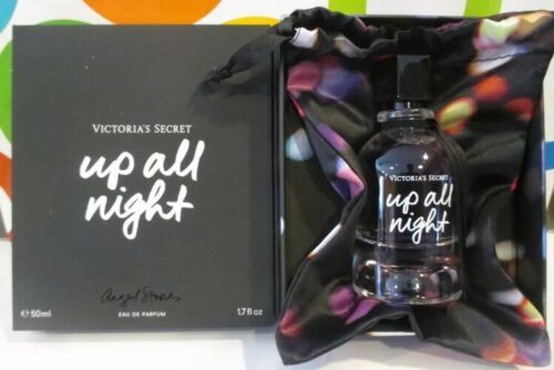 VICTORIA'S SECRET ANGEL STORIES Up All Night EAU DE PARFUM EDP Perfume 1.7 OZ