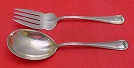 "New Standish by Durgin Sterling Silver Salad Serving Set 2pc 9"" - $306.95"