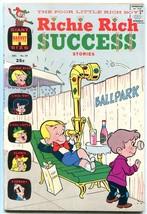 Richie Rich Success Stories #29 1969-HARVEY Comics VF- - $63.05