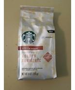 Starbucks Coffee with Golden Turmeric, Medium Roast Ground Coffee - $15.84
