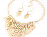 jewelry set trendy chunky tassel necklaces pendants jewelry sets women earing and thumb155 crop