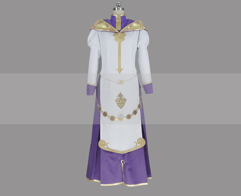 Fire emblem echoes shadows of valentia silque cosplay costume for sale