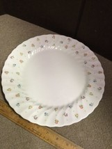 "WEDGWOOD Cascade 11"" Dinner Plate China ENGLAND - Flower Pattern - $24.18"