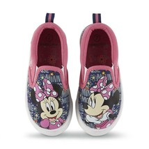 NEW NWT Toddler Girls Disney Minnie Mouse Canvas Shoes Size 6 7 8 9 10 1... - $18.99