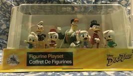 Disney Store DuckTales Figure Play Set New Halloween Sale - $25.24