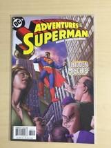 Adventures of Superman (DC, Jan. 2005) #634 Rucka, Clark, Lanning - $3.00