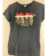 Duck Dynasty Christmas Holiday Women's T-Shirt Size 2XL - $12.86