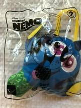 McDonalds Disney Pixar Finding Nemo Kids Happy Meal Toy #2 Dory Plush Key Chain - $6.35