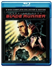 Blade Runner 5 Disc Complete Collector's Edition [Blu-ray]