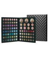 Macy's MAKEUP PALETTE 100 Colors Eyeshadow Blush Bronzer Lipstick in Cas... - $17.81