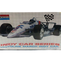 Monogram Valvoline March Indy Car Indy Car Series Vintage Model Kit 1:24 #2791 - $20.77